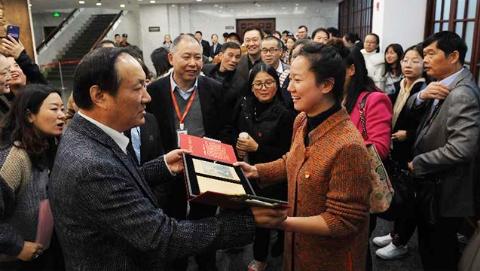 中共一大会址纪念馆迎来第100万名参观者