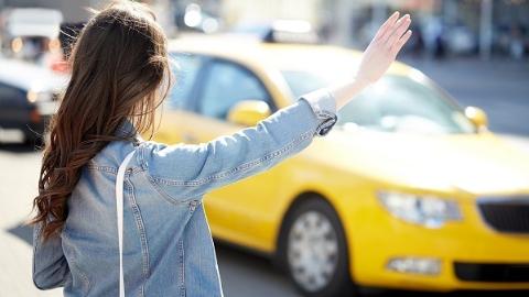 话题|7人座出租车上街 你愿意多付钱吗?