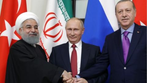俄土伊峰会勾勒政治解决叙利亚问题路径