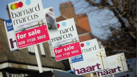 30万镑以下首套房   英宣布取消印花税