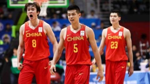 """客场掀翻""""太极虎""""!世预赛中国男篮获两连胜!"""