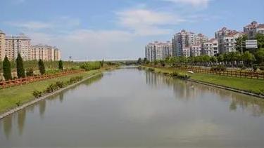 水清岸绿景美  闵行区整治河道建亲水走廊