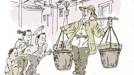 上海老弄堂的吆喝声,你还记得吗?