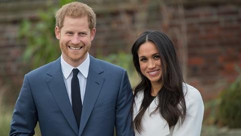 哈里王子与美国女演员订婚 婚礼定于明年春季举行