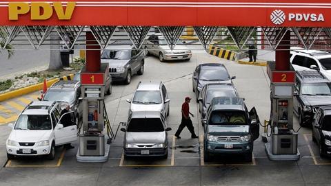 委内瑞拉总统马杜罗要求肃清贪腐 少将接管石油巨头