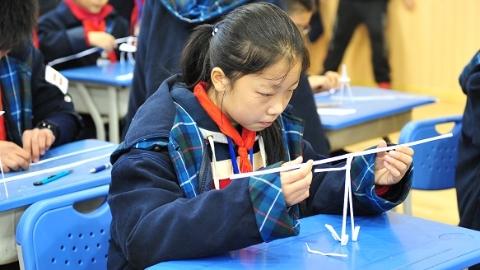 家门口好学校 | 华新中学:成为香饽饽学校的秘诀就一条! 让学生爱上学习