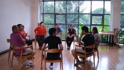 嘉定区鼎秀园小区:创建社区共享空间,打造居民生活舞台