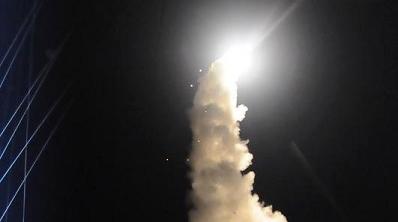 朝鲜射弹当天 韩实施导弹发射演练回应