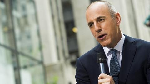 美NBC著名主持人遭解雇  被控多次对女性同事实施性侵犯