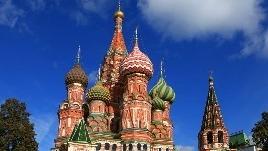 莫斯科新年期间为中国游客提供免费徒步游