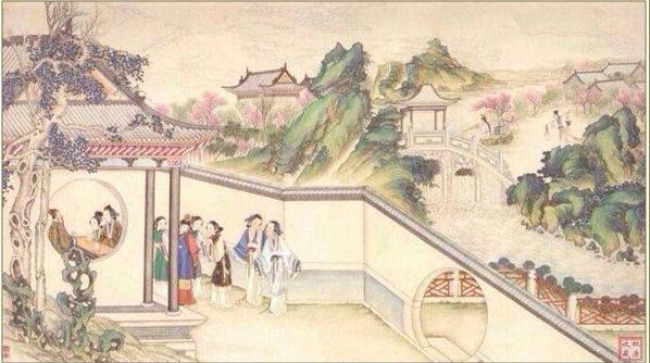 微观红楼梦   刘姥姥的套路