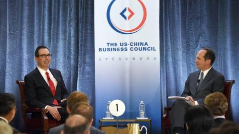"""美国形象的""""信用危机"""":国无信则衰"""