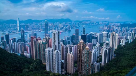 维港浪花 住在香港的好处