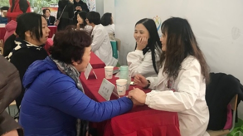 普陀公布十大百姓最喜爱医疗志愿服务项目