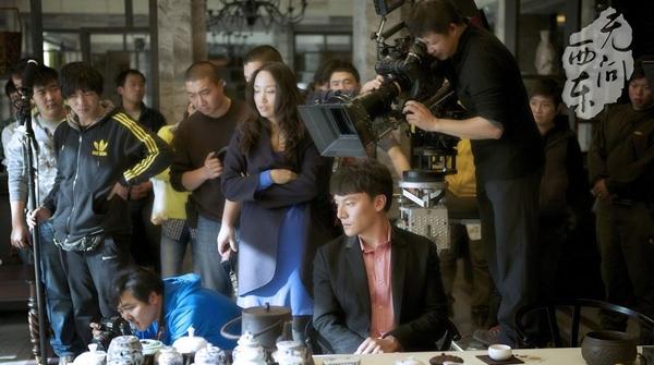 这部电影《无问西东》,章子怡一看到剧本就哭了
