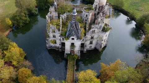 众筹救中世纪古堡! 7400多人联手当主人