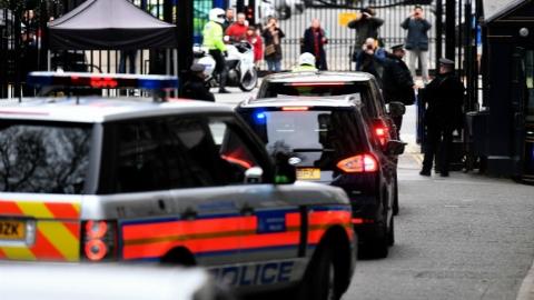 英国警方挫败一起暗杀首相阴谋