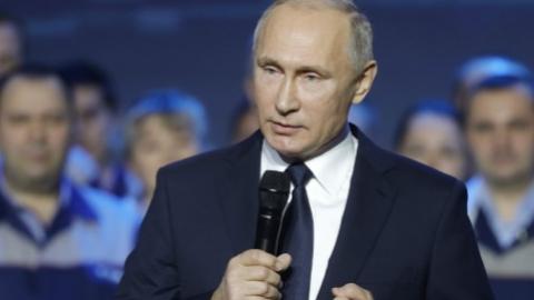 专家分析│俄罗斯总统大选进入选战时间