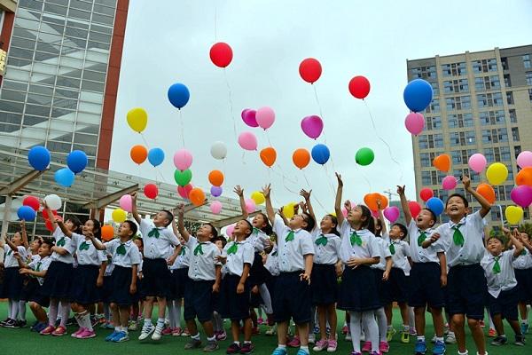 """1""""和美教育""""让古猗小学的孩子们快乐健康成长(学校供图)_副本.jpg"""