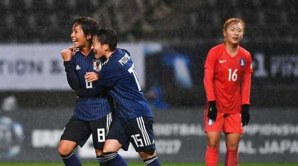 东亚杯首轮上演进球大战 日本女足绝杀胜韩国