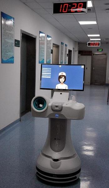 上海:冲浪AI|人工智能撬动智慧医疗 催生诊疗新方式