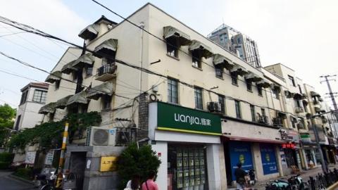 张元济先生在上海的两处寓所