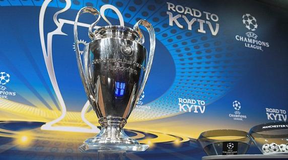 欧冠16强淘汰赛对阵出炉!皇马抽中大巴黎巴萨迎战切尔西
