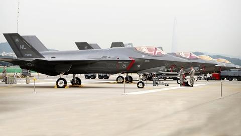 2017年:F-35战机这般全球扩散