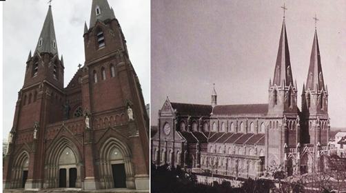徐家汇天主教堂本周六重开!4年半大工程修旧如旧