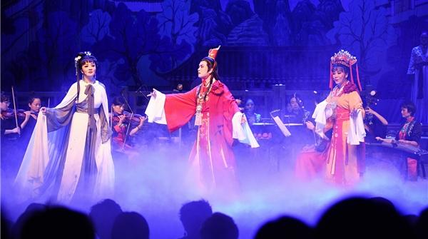 赵志刚又搞新动作,清唱剧《红楼梦》是怎样的画风?