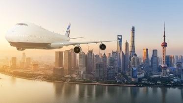 上海成为全球第3个年航空货量突破400万吨的城市