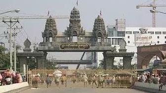 柬泰将开通4个新国际边关口岸