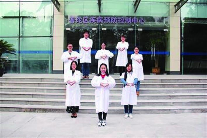 """生活在上海   """"支麻""""为患者晚年点亮一盏守候的灯"""