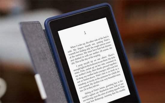 夜读 | 多拿kindle,少动手机,阅读依然如此美好