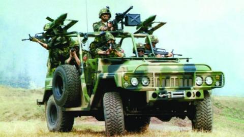 指哪打哪:中国红箭系列反坦克导弹(一)