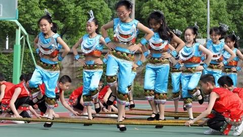 家门口好学校 | 马陆育才联合中学:质朴竹香润校园 多元育人节节高