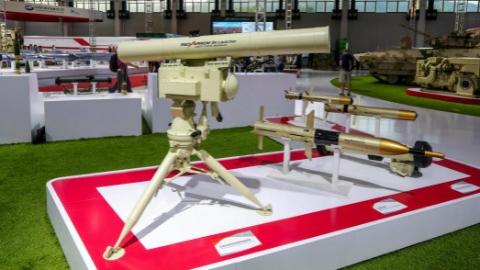 指哪打哪:中国红箭系列反坦克导弹(二)