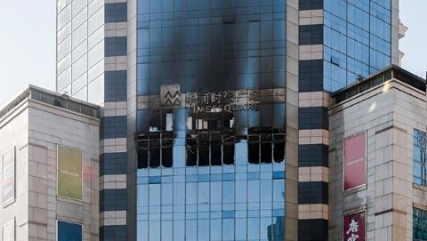 华润时代广场火灾责任人被刑拘 警方强调公共安全责任重于泰山