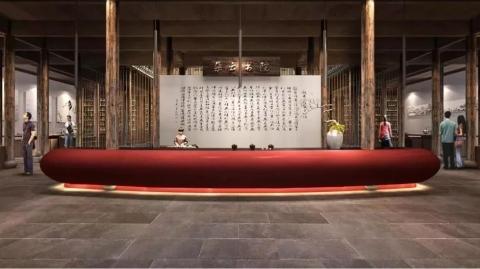 """带你穿越到明代,广富林文化遗址内将新增""""朵云书院"""""""