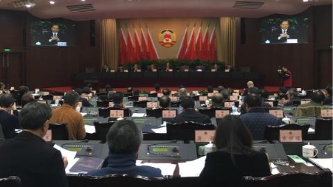 市政协十三届一次会议将于明年1月22日至27日举行