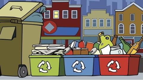 上海多部门联合开展市级机关生活垃圾强制分类专项检查