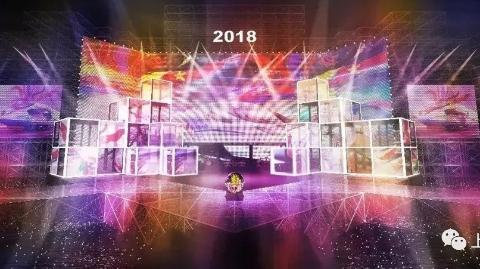 跨年,去新天地太平湖,一座超赞舞台正在诞生