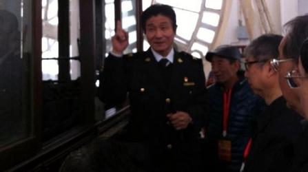 上海海关大楼90岁啦 听第四代守钟人讲故事