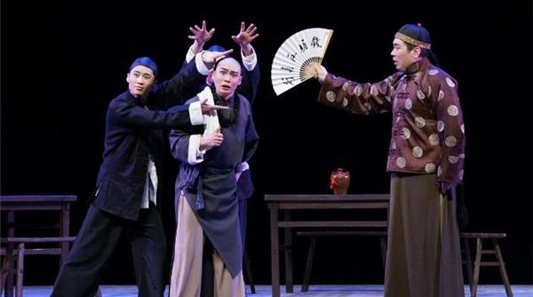 小剧场戏曲节落幕:传统艺术碰撞现代精神的东方美