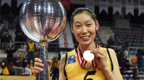 朱婷再显英雄本色!率队土耳其杯夺冠,个人第九次捧MVP