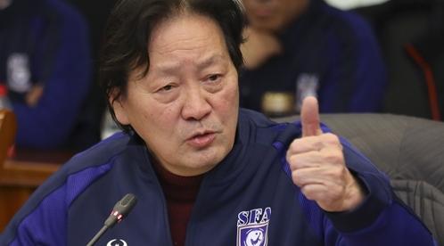 与上海市足协主席朱广沪面对面:把足球触角伸到城市每个角落