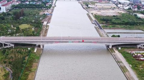 跨大治河5座新桥建成!浦东往返闵行更便捷