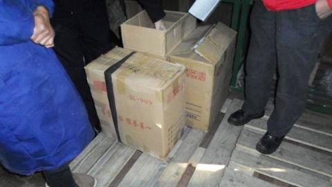 易燃易爆危险品藏身居民楼 存放者被拘留