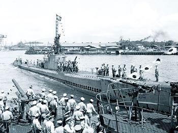 【战例】二战期间,声呐助美潜艇切断日军航运线