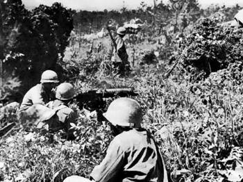 """【战例】""""十日血战"""":美军拿下钢锯岭"""